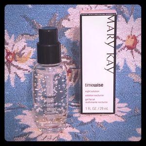 COPY - NIB Mary Kay Timewise Night Solution Gel F…